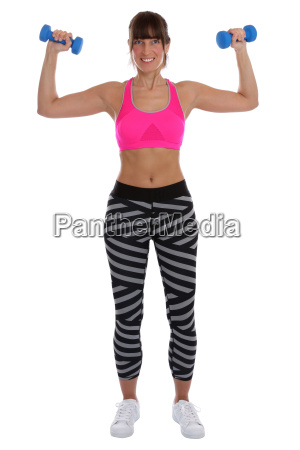 fitness woman doing exercise workout workout