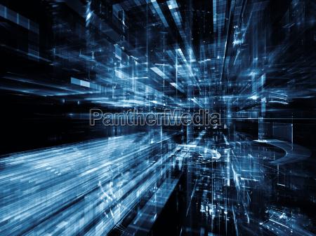 fractal stadt