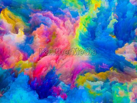 evolving farben