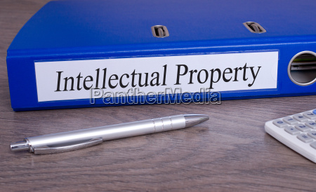 intellectual property binder in the