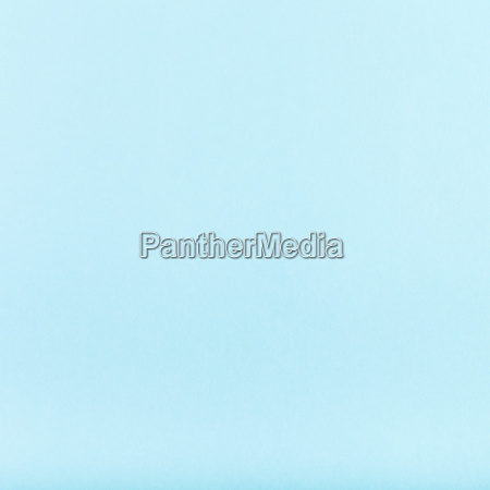 light blue colored square sheet of