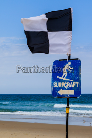 surf craft warnung