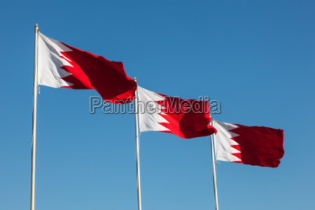 flags of bahrain