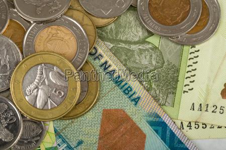 banknoten aus suedafrika