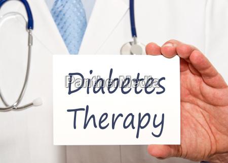 diabetes therapie