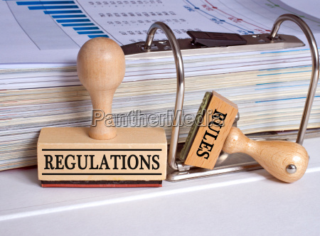 regulations and rules two stamps