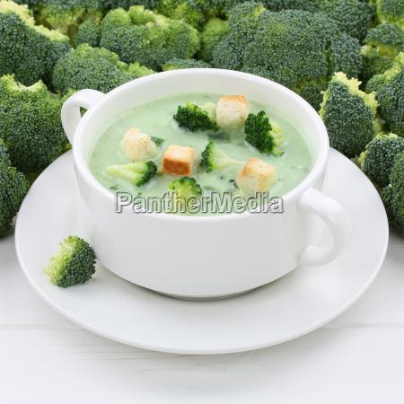 healthy eating broccoli soup broccoli soup