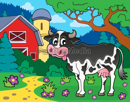 cow theme image 3