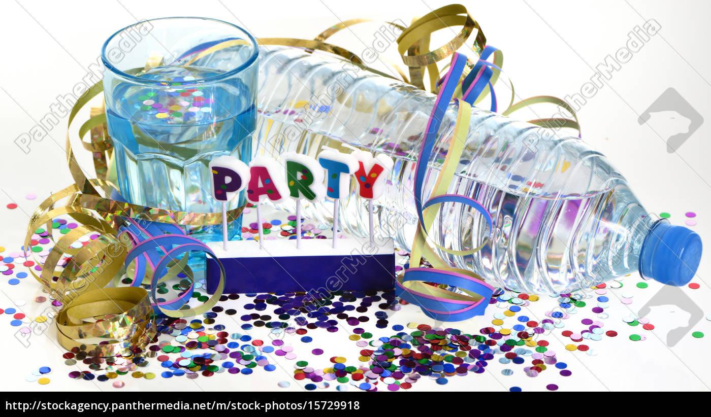 party, feiern, ohne, alkohol - 15729918