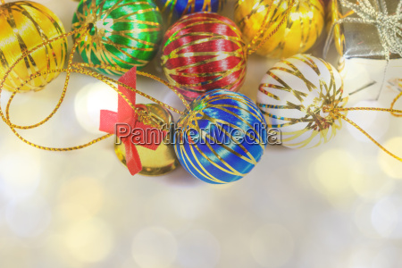 abstract twinkled bright background with bokeh