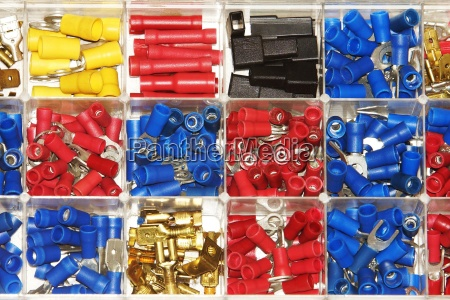 cable plugs assortment