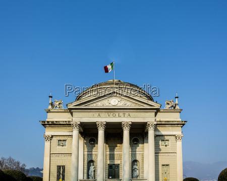 fahrt reisen tempel park museum italiener