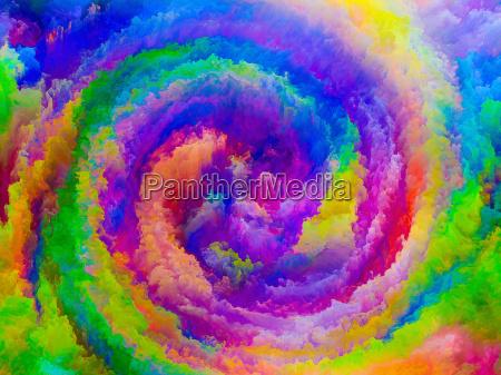 color vortex