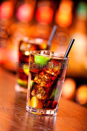 cocktails collection cuba libre cocktails
