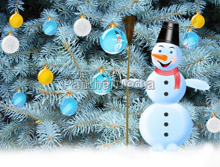 neujahr weihnachtszeit schneeflocke christmas schneemann schnee