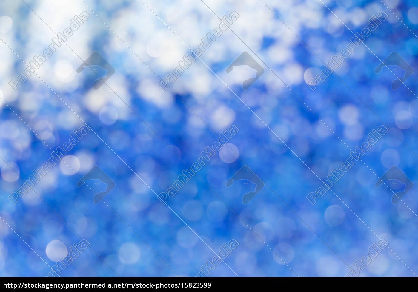 blauer, verschwommener, hintergrund - 15823599