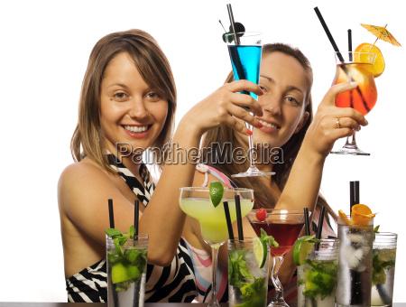 maedchen mit cocktails maedchen mit cocktails