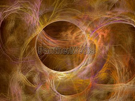 ungewoehnlich abstraktes abstrakte abstrakt fraktal abstrahieren