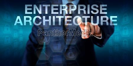 ea manager ist ruehrend enterprise architecture