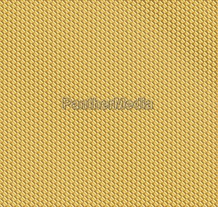 gold waben hintergrund