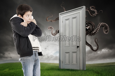 kinder angst