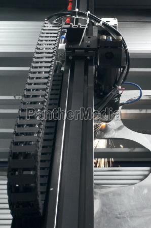 laserschneidmaschine