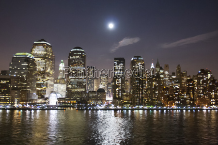 financial district in new york bei