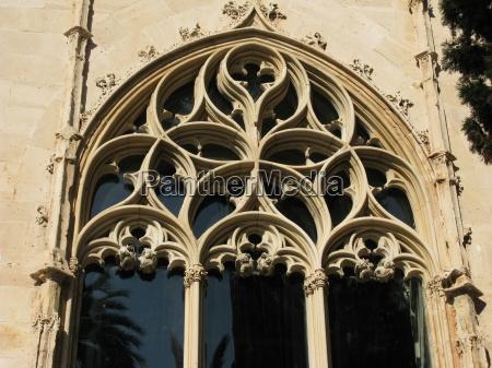 gotische baukunst in palma de mallorca