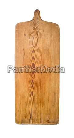 old wooden kitchen board