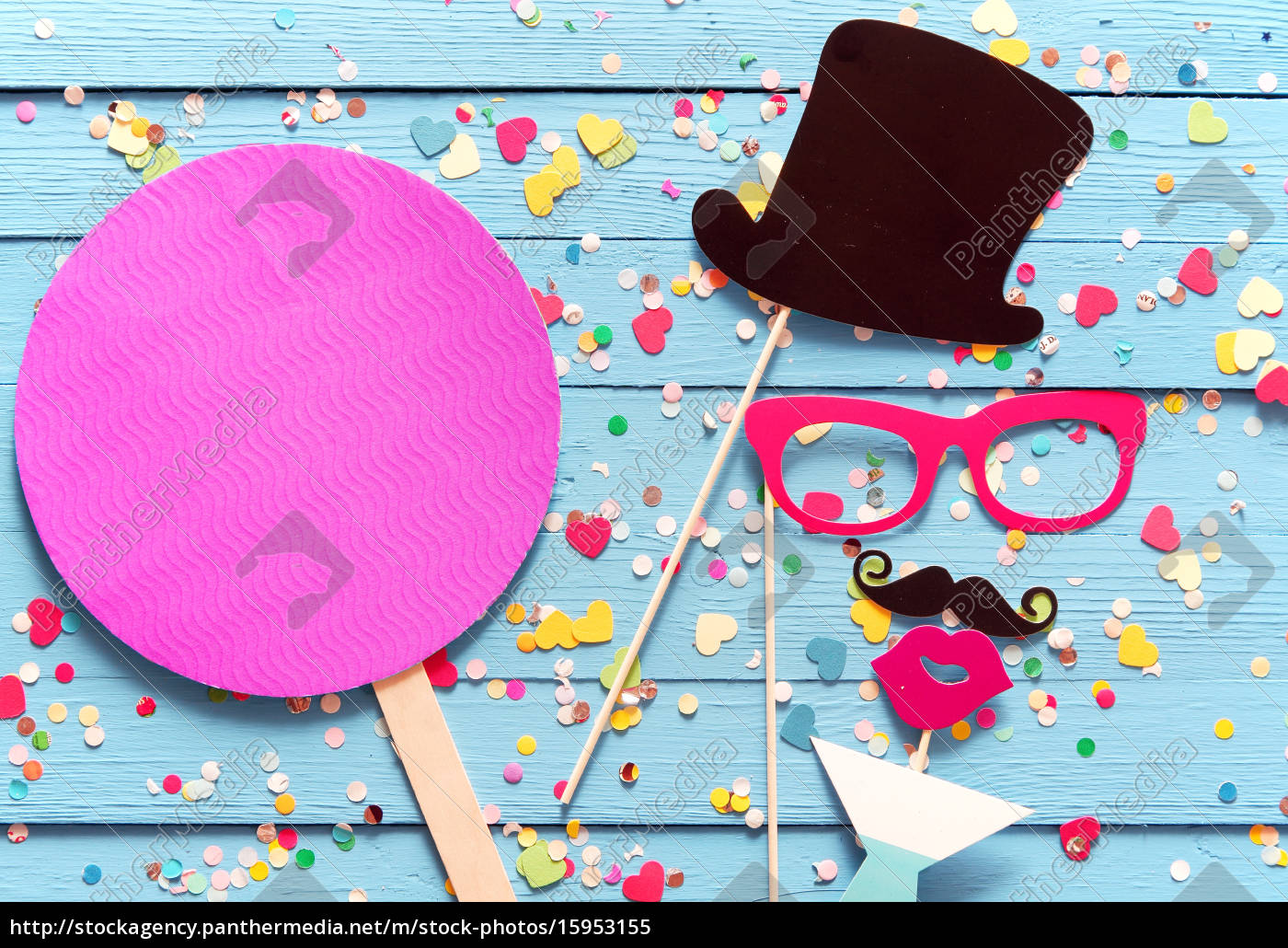 party, fun, with, photo, booth, accessories - 15953155
