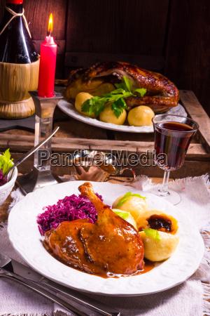 delicious duck