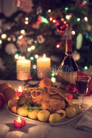 weihnachtsente
