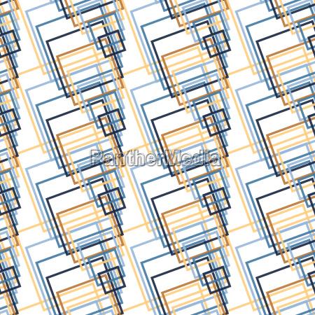 nahtlose bunte abstrakte moderne rechteck muster