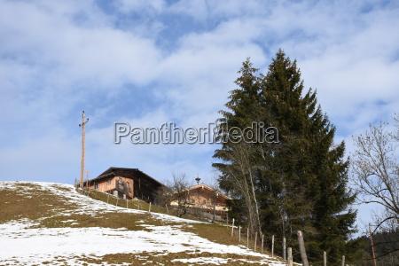 kitzbuehler horn berg panoramastrasse kitzbuehler alpen
