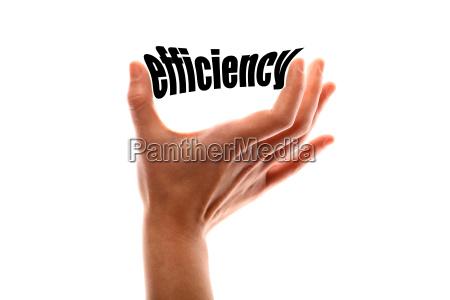 smaller efficiency concept