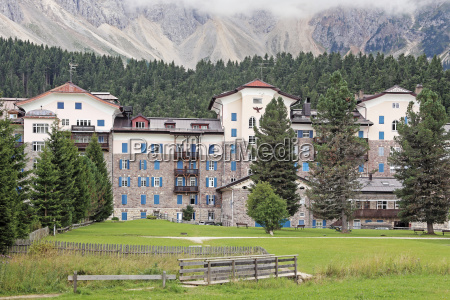 grand hotel carezza am karersee in