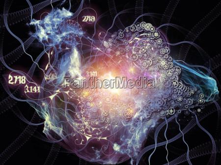 metaphorical math visualization