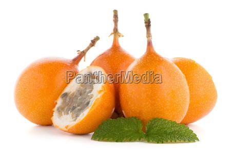 passionsfrucht maracuja granadilla