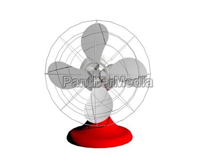 ventilator freigestellt