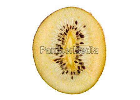 gelbe herz kiwi frucht