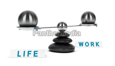 work and life balance dichotomy