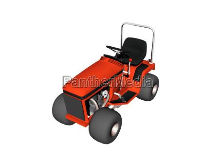 traktor freigestellt