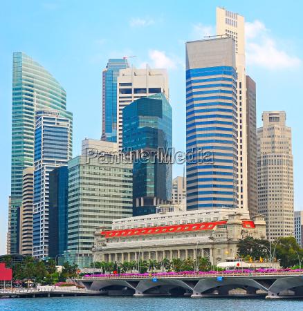 business center singapore
