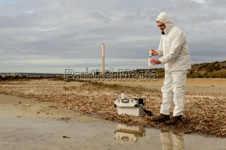 analysieren von experten die wasser