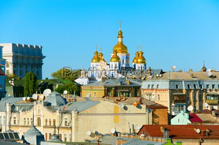 kiev old town ukraine