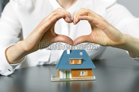 charity real estate and family home