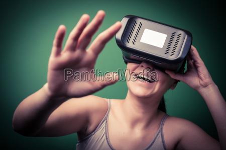 pappe virtuelle realitaet