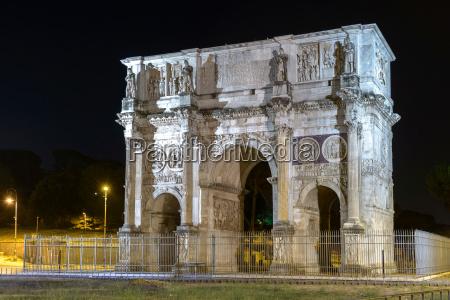 constantinus arch in rome
