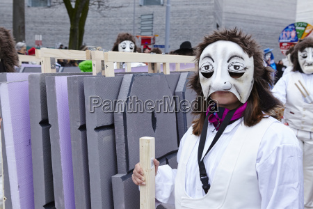 basel schweiz karneval 2016