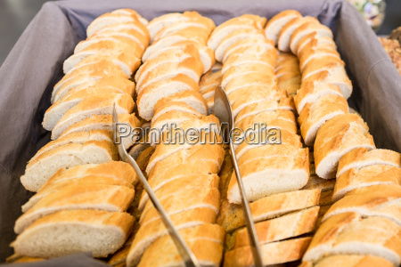 bread food dish meal white bread